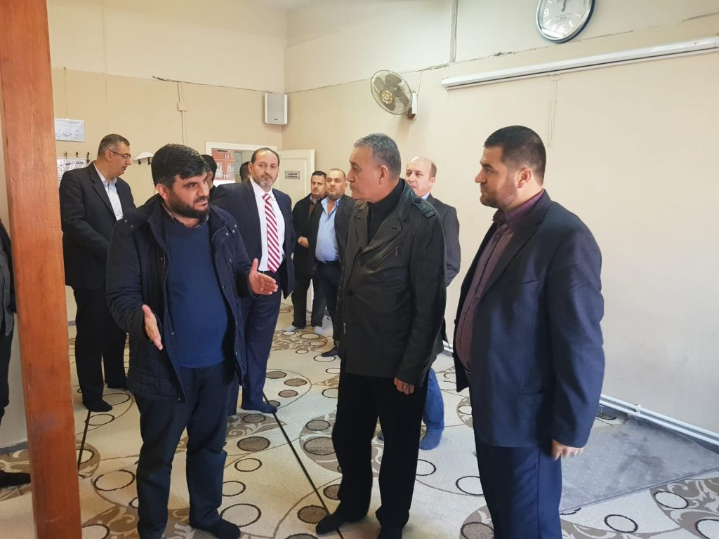 الأمين العام يلتقي الفعاليات السورية في أنطاكيا ويؤكد معهم على إصرار الشعب السوري في تحقيق مطالبه