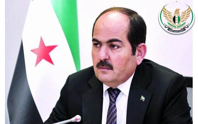 رئيس الحكومة المؤقتة يدعو سكان المناطق المحررة إلى الالتزام بتطبيق الإجراءات الوقائية