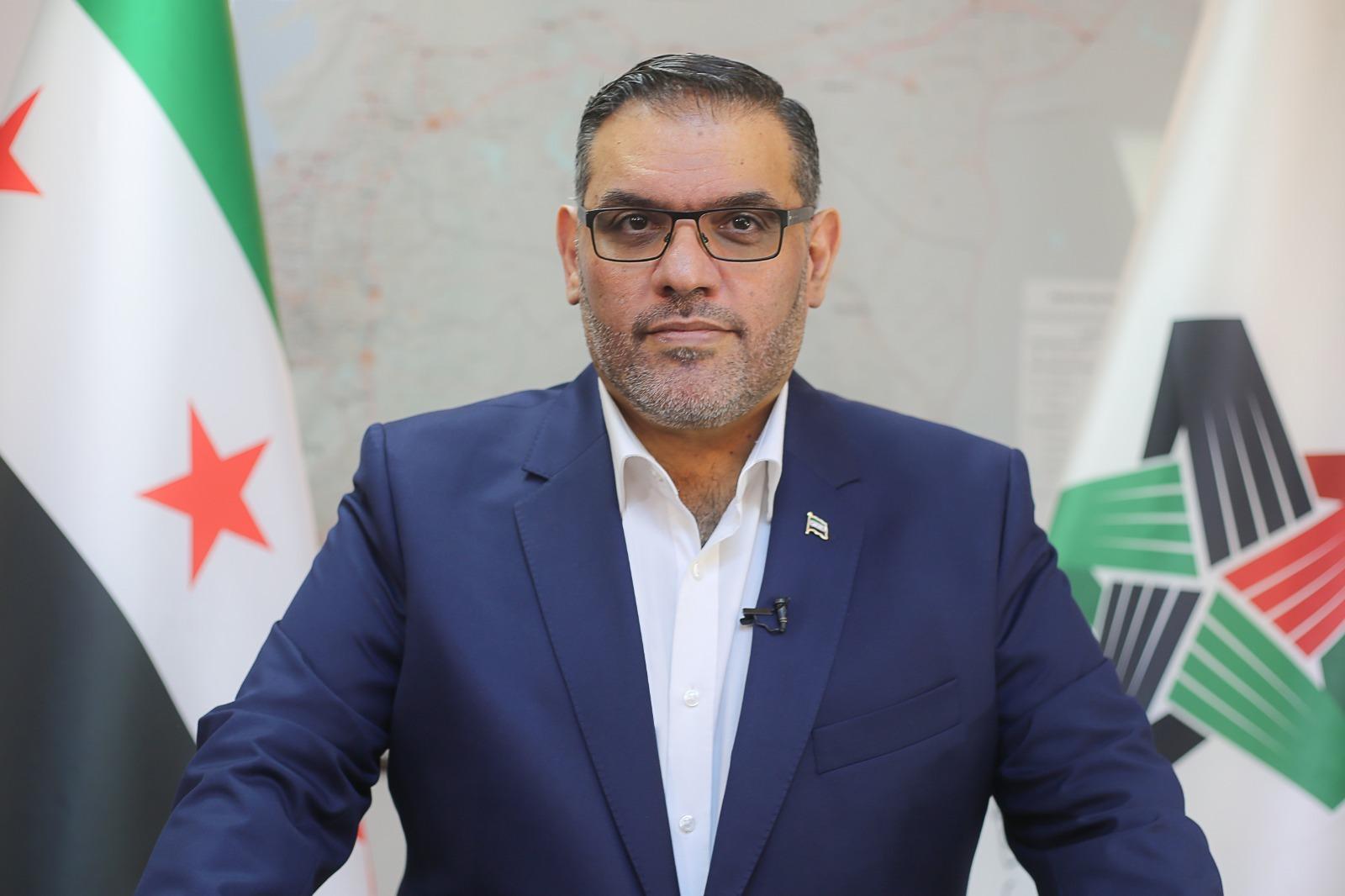 رئيس الائتلاف الوطني يهنئ السوريين بمناسبة عيد الفطر السعيد