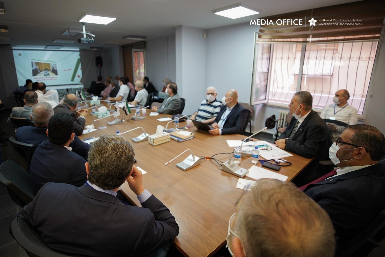 الهيئة العامة تختتم اجتماعها وتؤكد على ضرورة منع روسيا من تعطيل المؤسسات الدولية